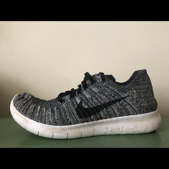 Nike Free Run Flynit Size 6.5